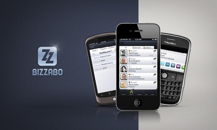Bizzabo APP Interface Design