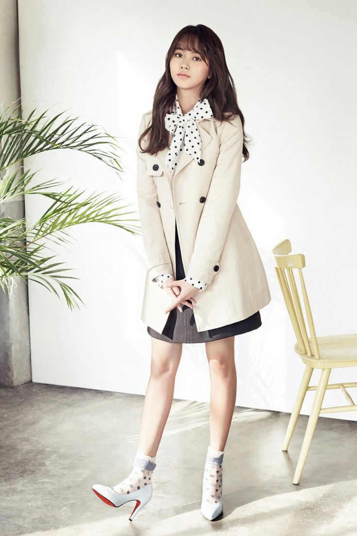 79 Best Images About Kim So Hyun On Pinterest Girl Korea Airport Fashion And Pink Jacket