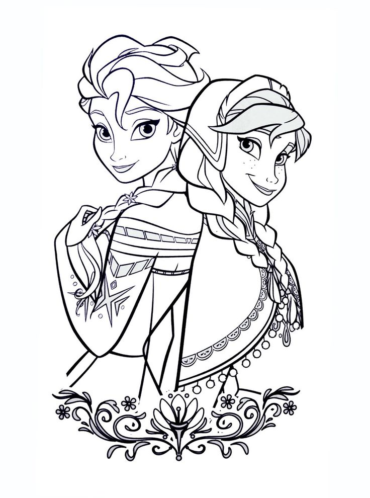 To print «coloriage-la-reine-des-neiges-disney-1», click on the printer icon at the right of this page