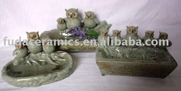 Image detail for -gufo di ceramica - italian.alibaba.com