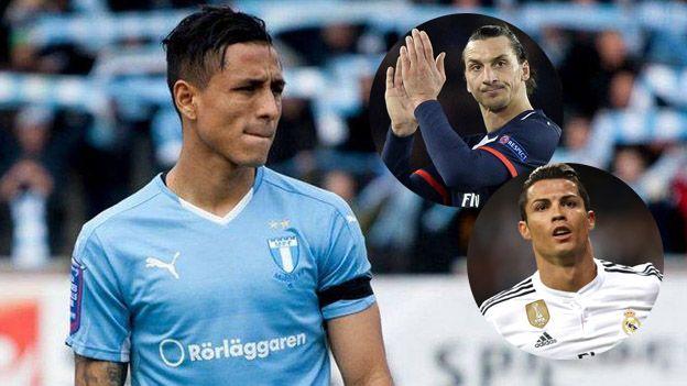 El sorteo de la fase de grupos de la Champions League 2015-16 se dio, y el Malmö del peruano Yoshimar Yotun ya conoce los equipos que serán sus rivales en esta instancia del torneo. Sin duda, el lateral nacional tendrá que dar lo mejor de sí para marcar a Cristiano Ronaldo y Zlatan Ibrahimovic. Aug 27, 2015.