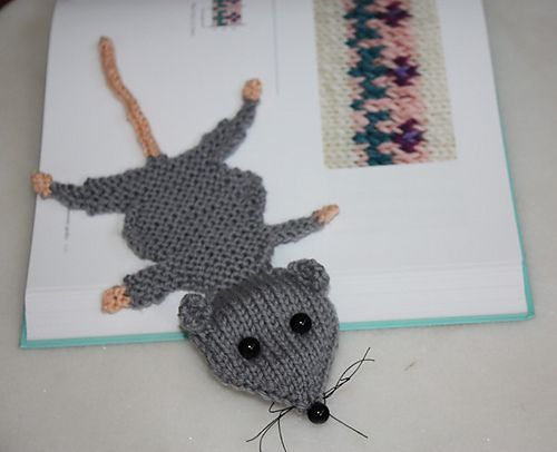 Free Cat Bookmark Knitting Pattern Dr Seuss Inspired Cat In The Hat