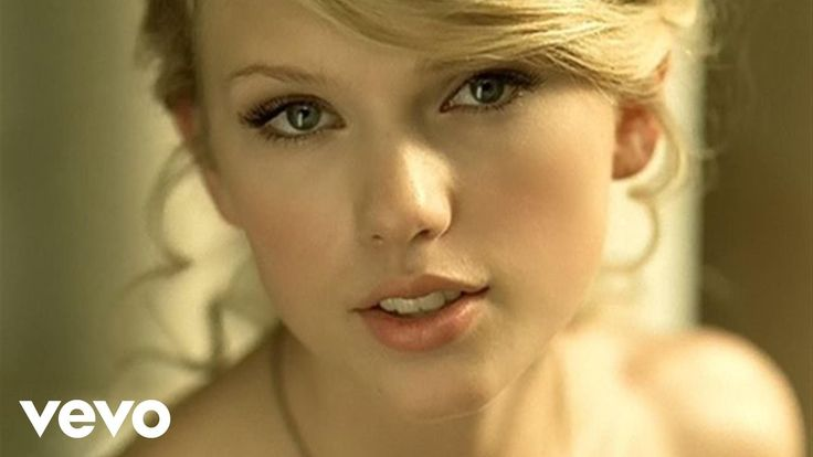 """When I first saw you. I close my eyes and the flashback starts: I'm standing there on a balcony in summer air.""  Taylor Swift - Love Story - YouTube"