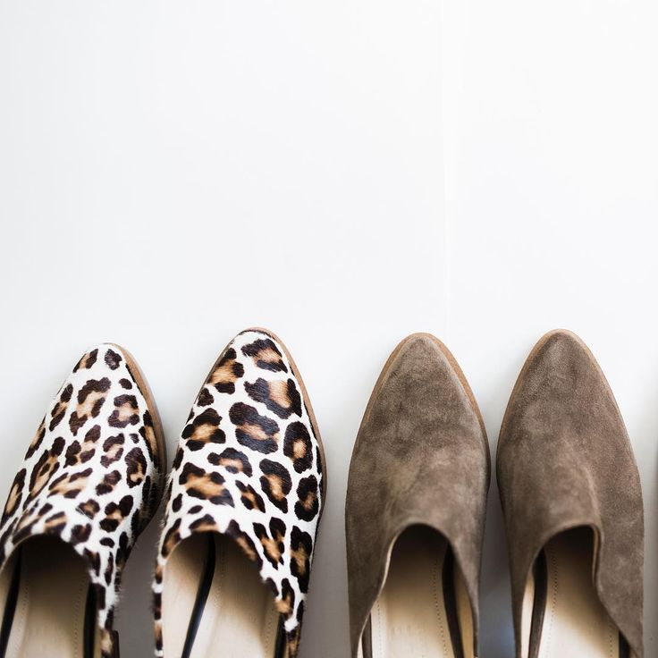 The Miriam Mule in Leopard tops the list of our highest rated (aka most adored ❤️) items to date. Its Olive counterpart wasn't far behind ✨ We love the effortless style of these leather mules, which feature a slight heel and sleek pointed toe. Bonus: The closed-toe makes this the perfect crossover shoe between seasons! We love the effortless style of these leather mules, which feature a slight heel and sleek pointed toe. Bonus: The closed-toe makes this the perfect crossover shoe between…