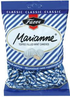 Marianne - Fazer.fi tämä sinin ja se uusi mocca yök
