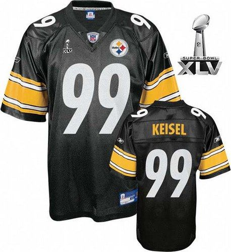 ... Yellow Elite Jersey Reebok Pittsburgh Steelers Brett Keisel Authentic 99  Black Jerseys Sale ... 38508f4fd
