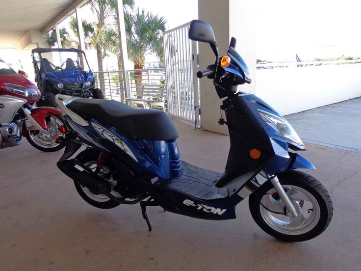 Used 2009 Eton America Matrix R4 150 Motorcycles For Sale in Florida,FL. The E-Ton Matrix R4 150cc Scooter has proven to be an economical and reliable form of transportation for anyone. The 150cc engine is powerful for its size without sacrificing fuel economy. A great around town errand runner that won't break the bank. And this one is almost new! Only 312 miles on the odometer and thousands more to go! Call Norm at 727-576-1148 for all the details. * Ask About Barney's Platinum Maintenance…