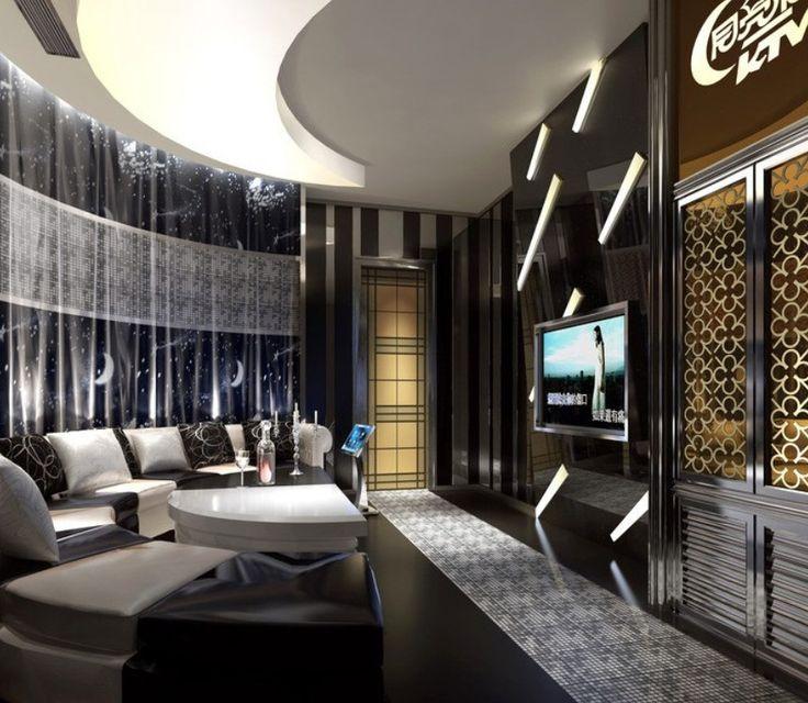 Tv Lounge Ideas
