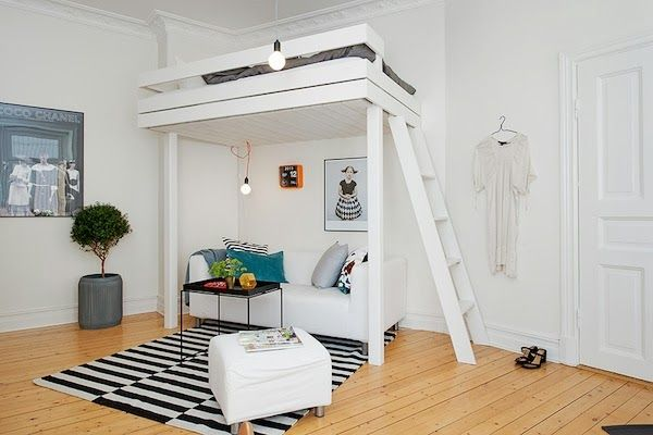 A Perfect Tiny Apartment