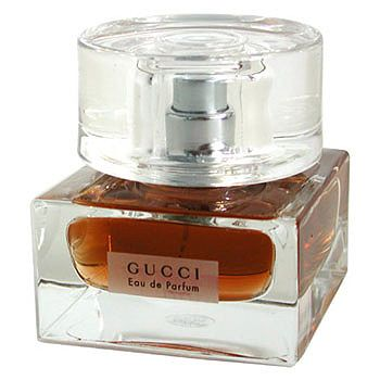 Gucci Eau de Parfum by Gucci.  My fav perfume, its the first Gucci, & is becoming very hard to find:(