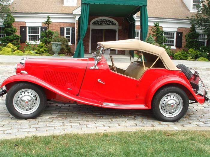 1952 MG-TD Roadster   ===>  https://de.pinterest.com/ceyhunyapici/oldtimer/