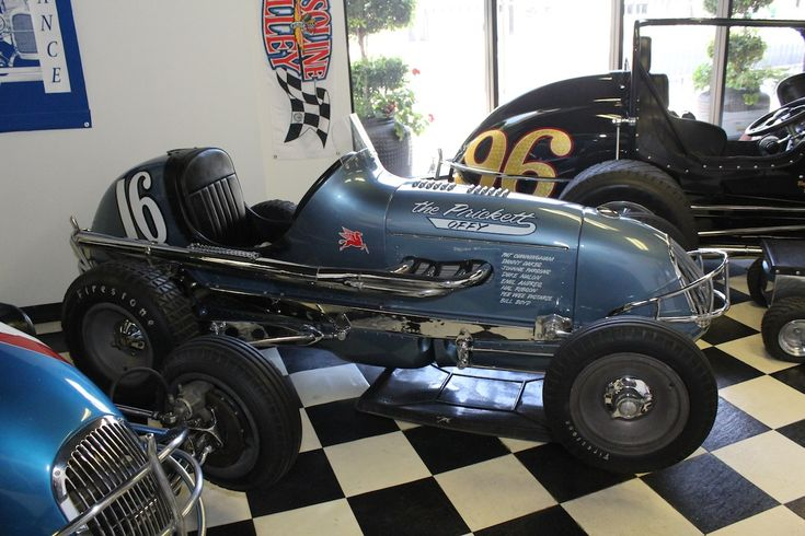 Offenhauser. The Greatest Racing Engine Ever Built?   OneDirt