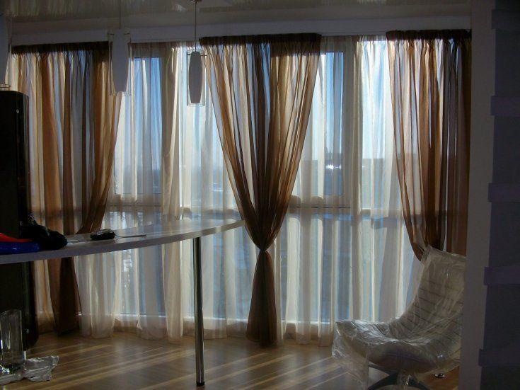 Как красиво повесить шторы - 88 фото идей от профессионалов
