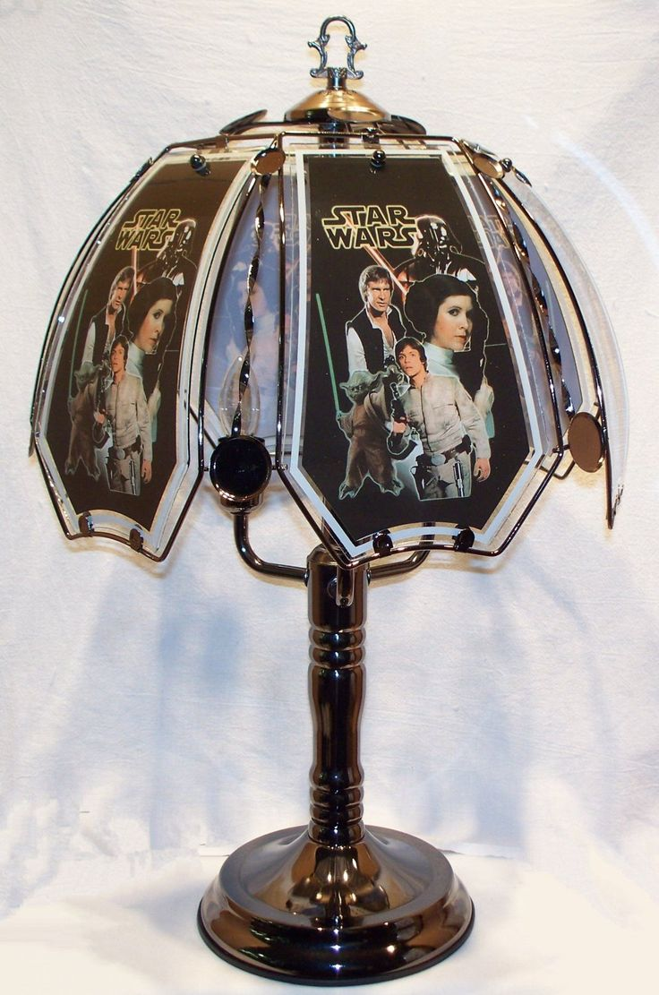 Feel the Force With The Star Wars Touch Lamp! | Geek Decor