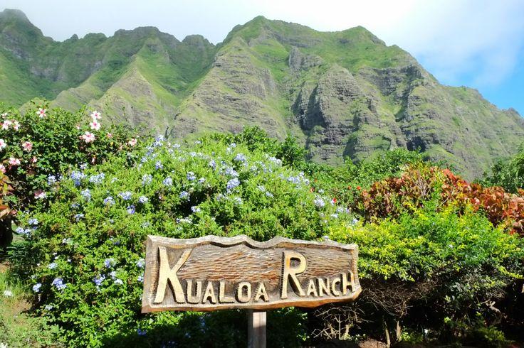 Kualoa Ranch Travelguide