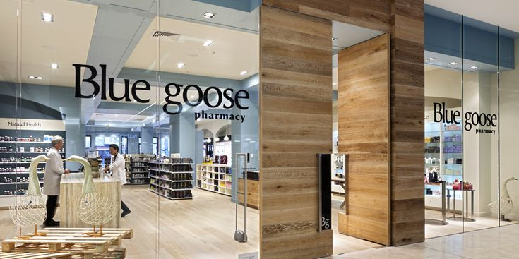 Blue Goose pharmacy. beautiful design and layout. South Yarra ...