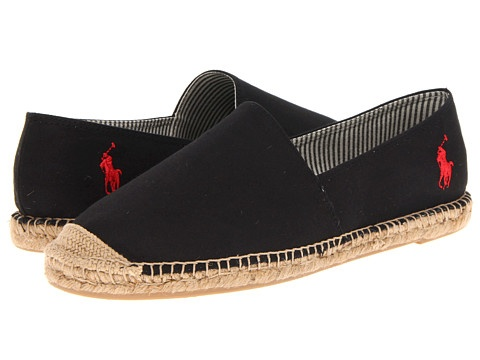 polo ralph lauren mooretown polo black espadrilles a shoe in 39 pinterest ralph lauren. Black Bedroom Furniture Sets. Home Design Ideas
