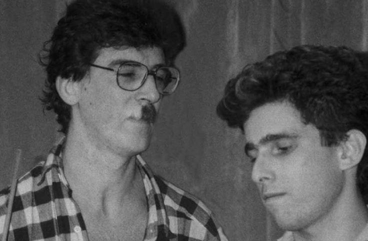 Andrés Calamaro y Charly García
