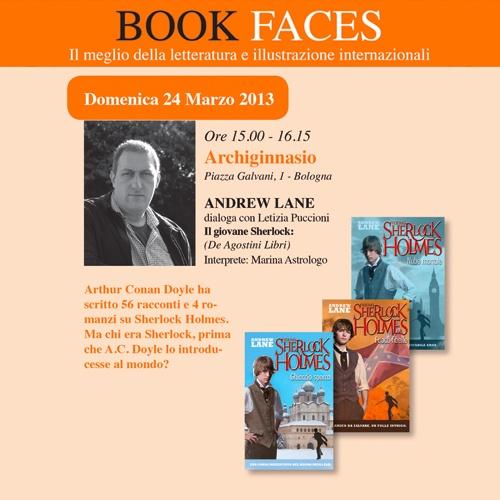 BOOK FACES il meglio della letteratura e illustrazione internazionale