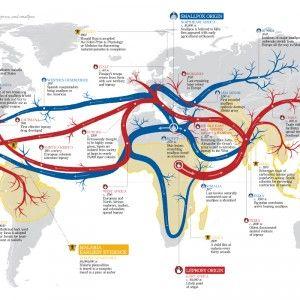 Contagion: A Brief History Of Malaria, Leprosy, and Smallpox