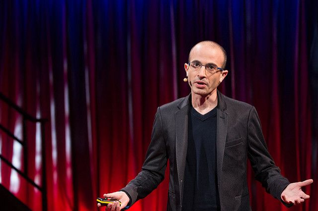 Yuval Harari Works Less Than You - Study Hacks - Cal Newport