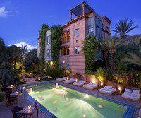 Hotel Dar Rhizlane Palais Table d'hôtes & Spa, Marrakesch, Marokko | Escapio