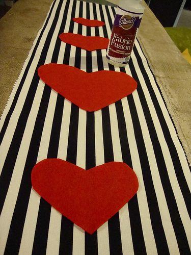 Queen Of Hearts Party Decorations | Queen of Hearts Runner