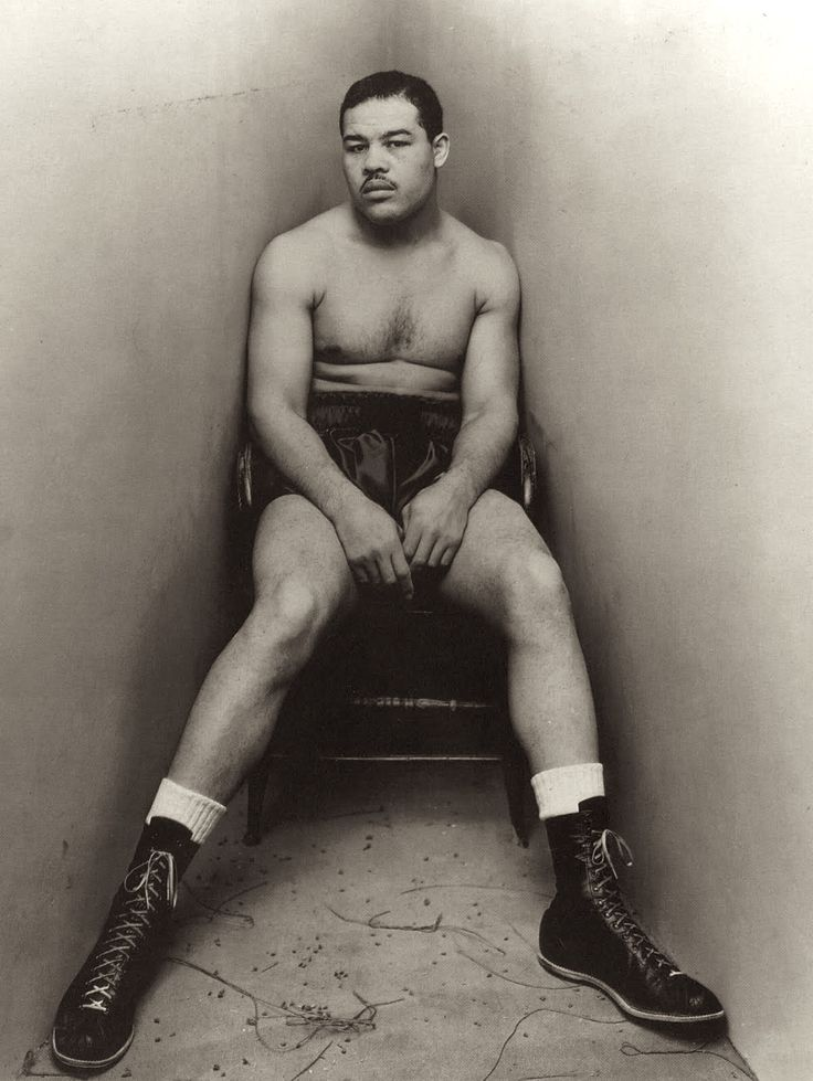 The Fighter: Joseph Louis Barrow, better known as Joe Louis, was an American professional boxer and the World Heavyweight Champion from 1937 to 1949. He is considered to be one of the greatest heavyweights of all time. (Photo: Irving Penn)