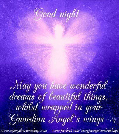 photos of angels for wonderfu night | May You Have Wonderful Dreams of beautiful things.whilst wrapped in ...