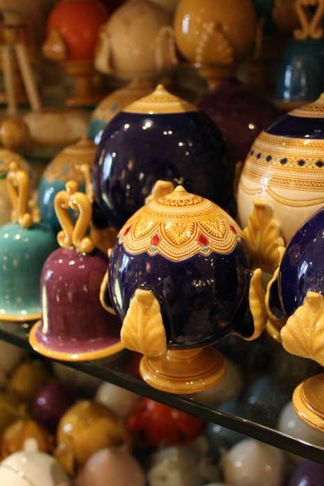 grottaglie   Oggetti in ceramica della tradizione pugliese