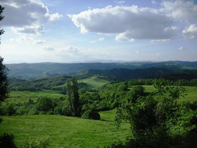 Landscape (Umbria, Italy)