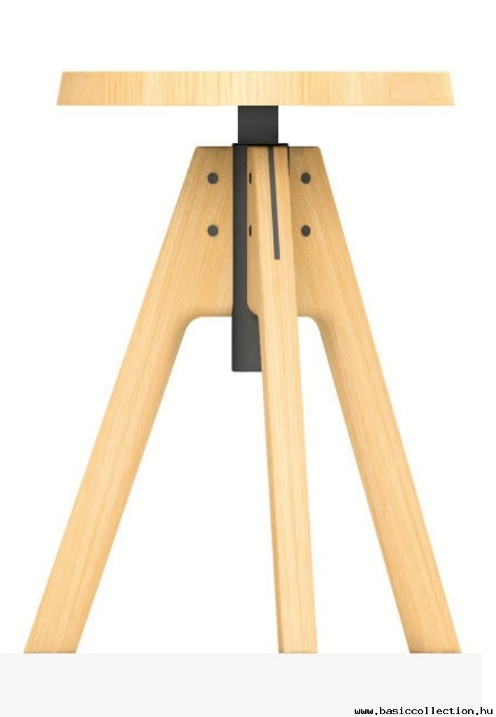 Basic Collection, Pico #stool #pico #wood #stool #design #furniture