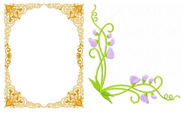 bordes de página, bordes decorativos, imagenes para decorar trabajos