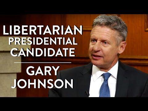 Gary Johnson & Libertarian Party -- Conservatives, Beware | National Review