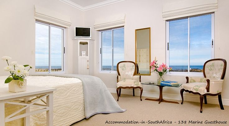 Stylish Hermanus Accommodation. Guesthouses Hermanus. 138 Marine Beachfront Guesthouse Hermanus. Accommodation in Hermanus.