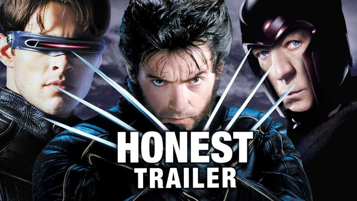 Honest Movie Trailers - The X-Men Trilogy by Screen Junkies