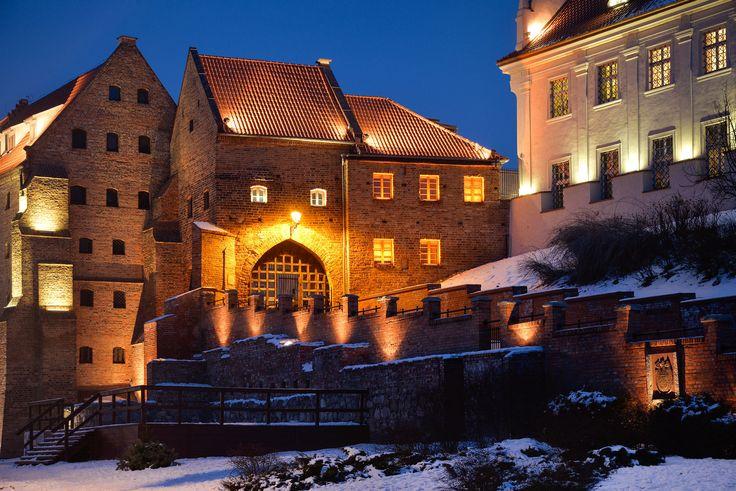 Grudziądz - The Water Gate