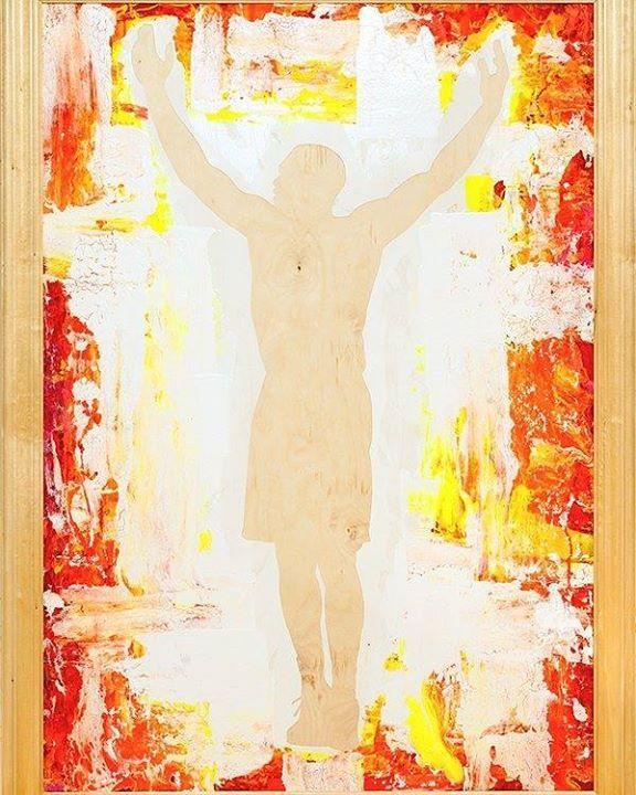 Napełniający otuchą motyw sportowca wzywa do zwycięstwa nad nieprzychylnościami losu. Nic dodać nic ująć. Powodzenia!  http://ift.tt/2DywqgQ #dembowskimarcin #victory #beauty #art #painting #acrylicpainting #artpainting #ami #vhs #ax http://ift.tt/2DwH8V5