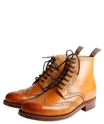 """Grenson - Herren Schnürboots """"Sharp"""" #meanswear #fashion #shoes #engelhorn"""