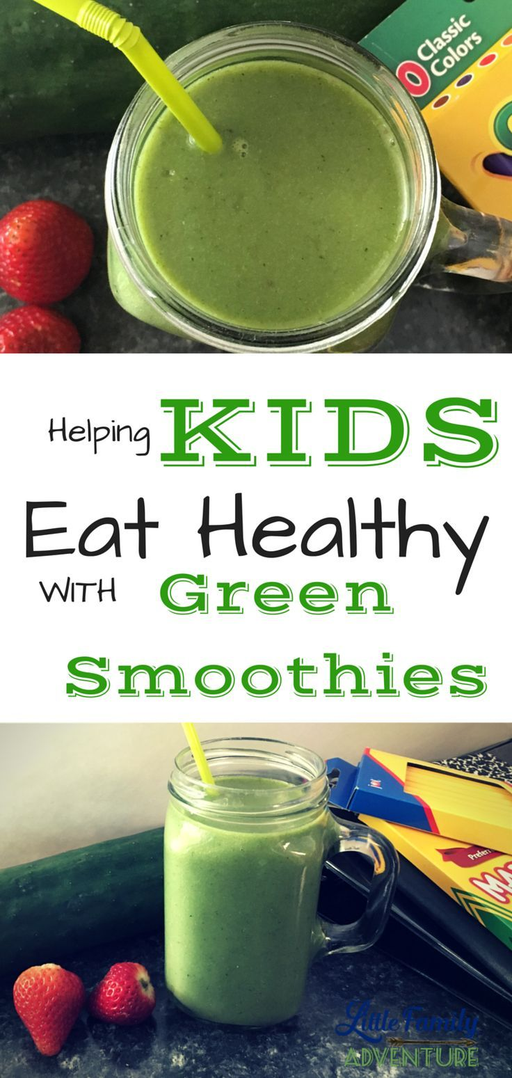 116 best nutribullet university images on pinterest university get kids to eat healthy with green smoothies ccuart Image collections