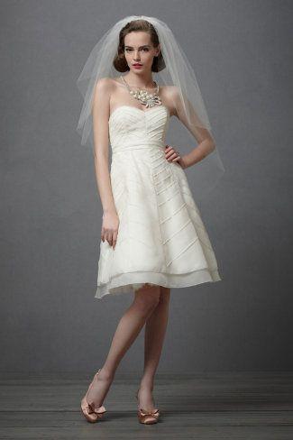 BHLDN Chevron Dress. I'm in love!