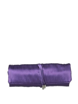 47% OFF Kumi Kokoon Large Silk Jewelry Roll, Iris, 9