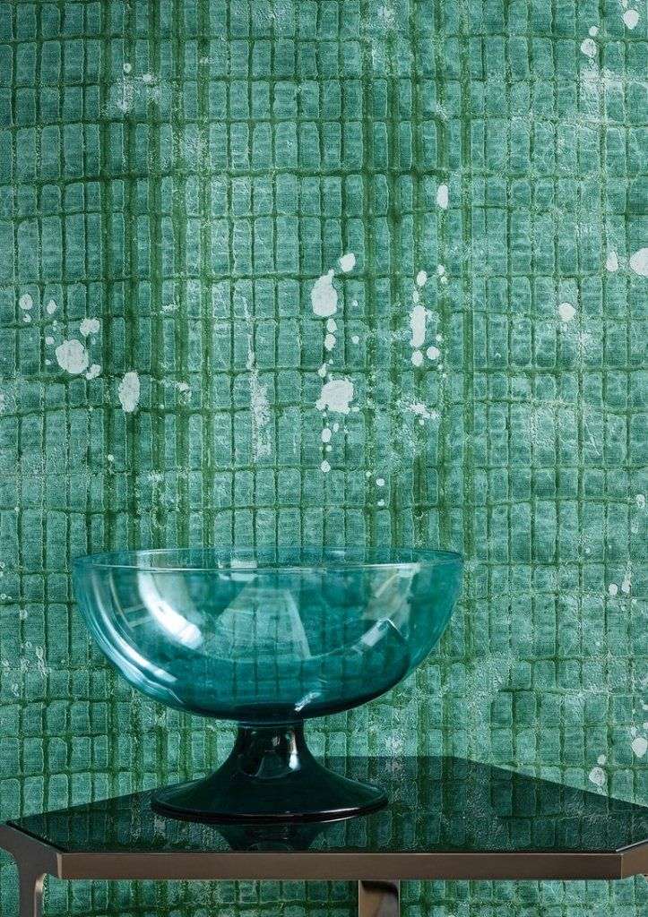 Wall&deco #Wall&deco, #textile, #обои