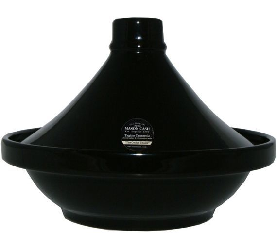 Buy Mason Cash 28cm Tagine - Black at Argos.co.uk, visit Argos.co.uk to shop online for Oven to tableware, Cookware, Cooking, dining and kitchen equipment, Home and garden