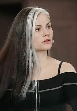 Human Victoria(i liked Rogue's hair))