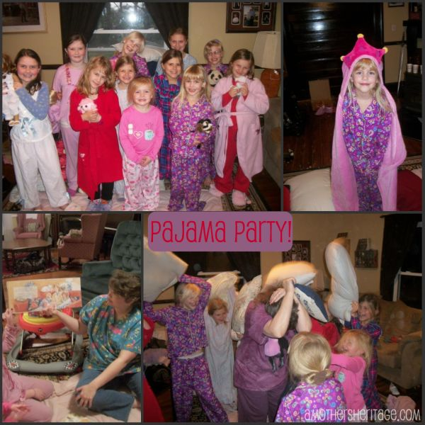 51 Best Images About Pajama Party Ideas On Pinterest