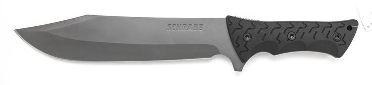 #SchradeKnives: #SCHF45 Leroy Full Tang Fixed Blade Bowie Knife #FreeShipping #PreOrder & Receive a #FreeGift #Sales $49.50 In Stock Soon!