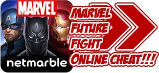 Marvel Future Fight Cheat Free Unlimited Crystals