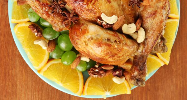 Healthy Thanksgiving Recipes & Tips (Click the image to read these recipes)
