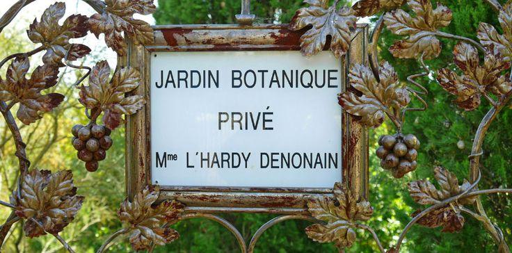 Jardin remarquable L'Hardy - Denonain - Parc Gassin | Golfe de Saint-Tropez Tourisme